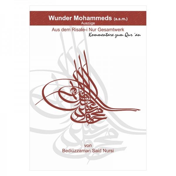 Wunder Mohammeds asm -Auszüge- Kommentare zum Qur´an von Bediüzzaman Said Nursi aus dem Risale-i Nur Gesamtwerk