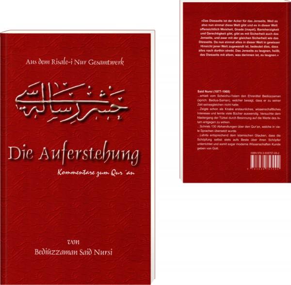 Abhandlung über die Auferstehung - Kommentare zum Qur´an von Bediüzzaman Said Nursi aus dem Risale-i Nur Gesamtwerk